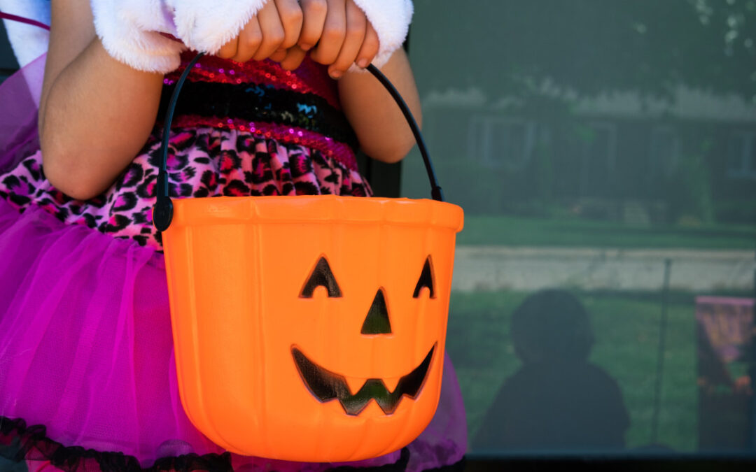 Tips for a Safe & Spooky Halloween!